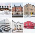 Sex möjliga vinnare av Örebro kommuns byggnadspris 2016 – välkommen till prisutdelning!