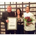 Scandinavian Organics wins TASTE OF THE YEAR AWARD  2016