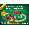 Julegavetips for alle aldre! | Opp til 65% på Biler 2 | 38% på Meccano Multimodels | Konkurrer - vinn Brio trejernbane!