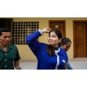 Kambodja: Yorm Bopha frigiven mot borgen i väntan på ny rättegång
