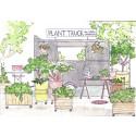 Plant Truck tar trädgården till staden