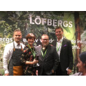 Löfbergs awarded for its sustainability work