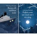 Boksläpp - sista två böckerna i Joel-serien av Henning Mankell