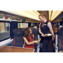 Myleene adds a touch of Klass to Virgin Trains' stylish new fleet