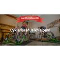 Cykla för Musikhjälpen!