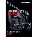 Panasonic Powertools Produkt- & Sortimentskatalog 2017