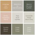 9 kjente interiørbloggere har valgt hver sin signatur-farge - farger som de tror kommer til å prege interiøret i 2018.