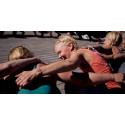 Yoga för tjejers och kvinnors rättigheter 8 mars #femempowered