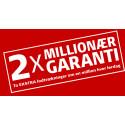 For første gang i 4 år: 30 millioner kroner i Lotto-puljen