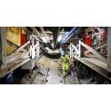 Roxtec sikrer nye metrostationer mod indtrængende vand. Sikker drift - ingen nedetid