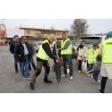 Pressträff om Tibros flyktingmottagande och integrationsarbete