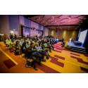 Audience participation at Last Mile Fulfilment Asia (LMFAsia)