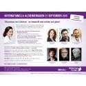 Pressinbjudan: Tillsammans mot alzheimer - artister och forskare i Konserthuset