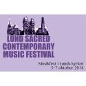 Nutida konstmusik intar Lunds kyrkor 5-7 oktober