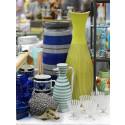 Keramik i alla dess former är alltid gångbart, passa på att fynda under Antikdagen!