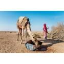 Insatser i Somalia på grund av torkan