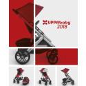 Dags att rulla ut 2018 års kollektion Från UPPAbaby