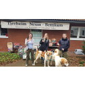 """Tierheimwünsche werden wahr: Fressnapf-Kunden und MitarbeiterInnen sorgen für eine """"tierische Bescherung"""""""