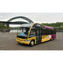 The dawn of a new era for express bus service between Durham and Sunderland