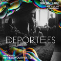 Deportees klara för Way Out West