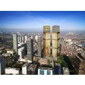 KONE wins order for twin tower complex, Indonesia1 in Jakarta, Indonesia