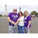 Plymouth stroke survivor takes a Step Out for Stroke in Plymouth Hoe