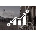Cykeltrender 2017 - Billigare cyklar och ökade snittpriser!