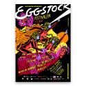 Eggstockfestivalen - Årets plakat 2016