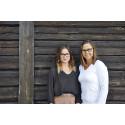 Anna Sjöberg och Sofia Larsson-Stern, författare till boken Vi kan vill och vi vågar...och vi har typ 1-diabetes.