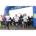 Vitamin Well Run of Hope samlar in 1,7 miljoner till Barncancerfonden