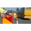 Trafikolyckor vid vägarbeten - 80 personer skadas i sommar