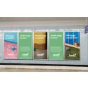 Lendo släpper ny reklam: satsar på bred räckviddsmedia och nya effektfulla utomhusformat.