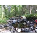 Undvik uttag av vatten från mindre sjöar och vattendrag