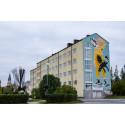Kemin ja Rovaniemen uudet muraalit valmistuivat
