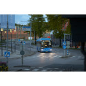Ny stadsbussterminal i Skövde