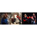 8 mars på Dunkers: Tjejer på scen & GRL PWR