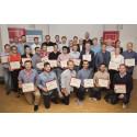 Världsrekord i antal VDC-certifieringar