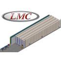 LMC Caravan väljer logistiklösningar från Jungheinrich