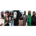 Erik Lundin, Madi Banja, Kaliffa med flera till Gambia för Selam Festival Banjul 2019