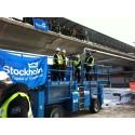 Nordin/Wennerholm: Första spadtaget för nya Älvsjö centrum