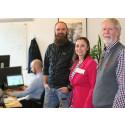 Riksdagsbesök på EDP Consult i Staffanstorp