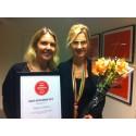 Vinnare av Årets Nyhetsrum 2013 i kategorin Mat & Dryck