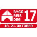 Besök oss på Bygg Reis Deg i Oslo  18-21 Oktober