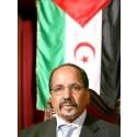 Västsaharas president, Mohamed Abdelaziz, har precis dött