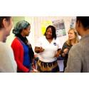 Namibisk kvinnokämpe besöker Uppsala