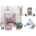 Barnrumsinredning och leksaker från SEBRA - nu i shoppen!