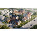 Stort intresse inför säljstart av nybyggda lägenheter i Viken - översikt