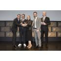 AXORille kultaa vuoden 2017 iF DESIGN AWARDS palkintojenjaossa  – Hansgrohe Group muotoilupalkintolistalla sijalla 6