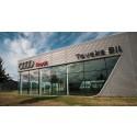 Audi inviger ny anläggning i Lund