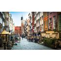 Östra Europa billigast just nu - flyg och boende har sjunkit med 20 procent